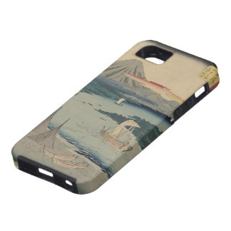 Hiroshige: Folio From the Upright Gojusan Tokaido iPhone 5 Cover