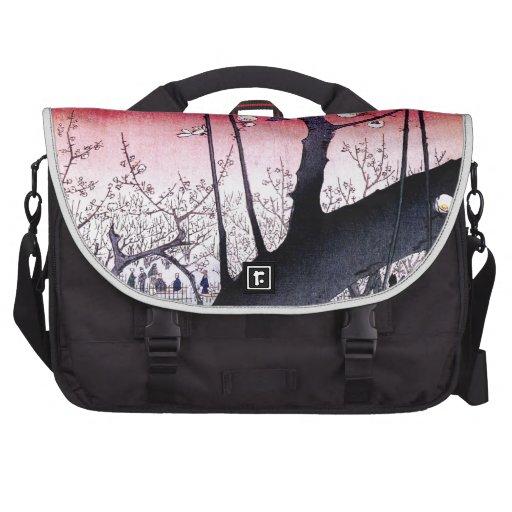 Hiroshige Kameido Laptop Commuter Bag