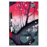 Hiroshige Kameido Pizarras