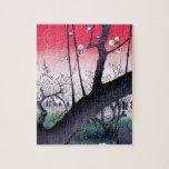 Hiroshige Kameido Rompecabezas Con Fotos