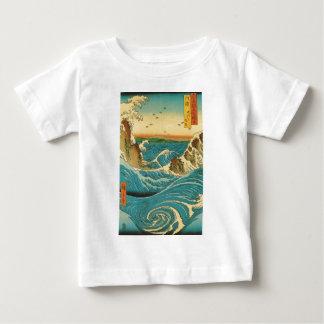 Hiroshige Navaro Rapids Baby T-Shirt
