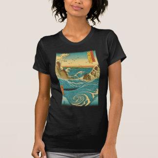 Hiroshige Navaro Rapids T-Shirt