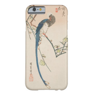 Hiroshige Print - Blossoms & Easter Blue Magpie Barely There iPhone 6 Case