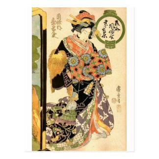 Hiroshige - UKIYOE- Post Cards