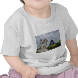 Hiroshima Castle Tshirts