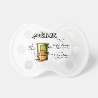 Hiroshima Cocktail  Recipe Pacifier
