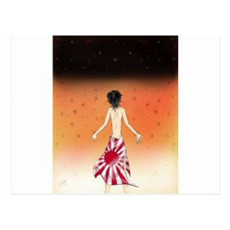 Hiroshima Postcard