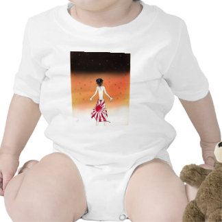 Hiroshima Baby Bodysuit