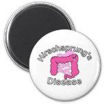 Hirschsprung's Disease Awareness Fridge Magnet