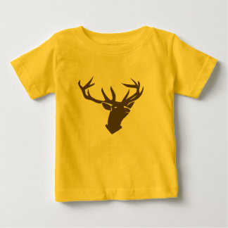Hirschstyle traditional costume baby T-Shirt