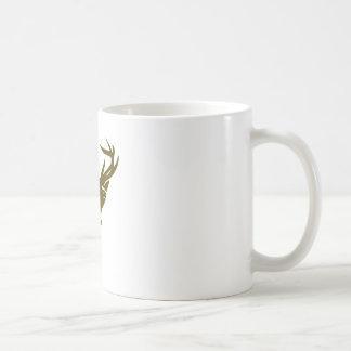 Hirschstyle traditional costume coffee mug
