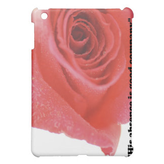 His absence is good company iPad mini cases