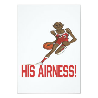 His Airness Card