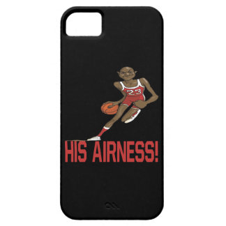 His Airness iPhone SE/5/5s Case