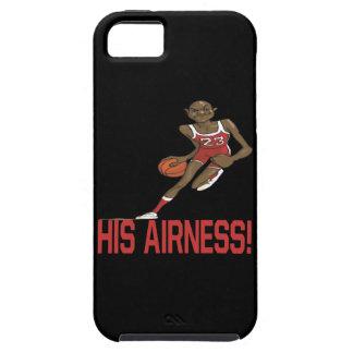 His Airness iPhone SE/5/5s Case