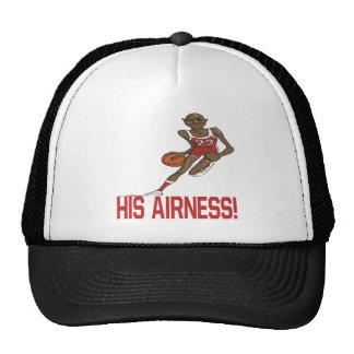 His Airness Trucker Hat