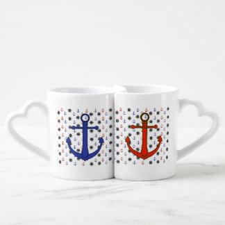 His and Hers Nautical Coffee Mug