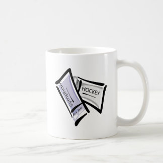 His and Hers Tickets Classic White Coffee Mug