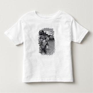 His army broke up weeping and sobbing' toddler t-shirt