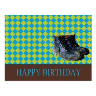 HIS BIRTHDAY CARD
