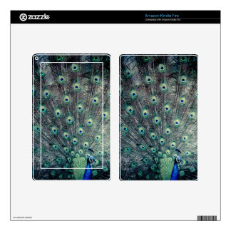 His Feathered Majesty Kindle Fire Skin