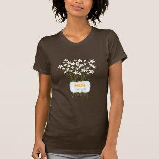 His Flower Girls T-Shirt
