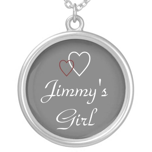 His Girl Necklace