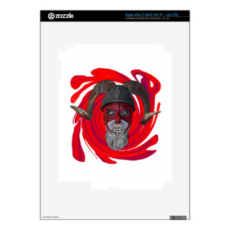 HIS GREAT POWER SKINS FOR iPad 3