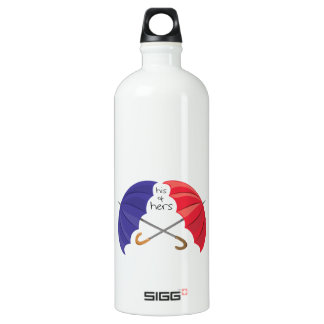 His & Hers SIGG Traveler 1.0L Water Bottle