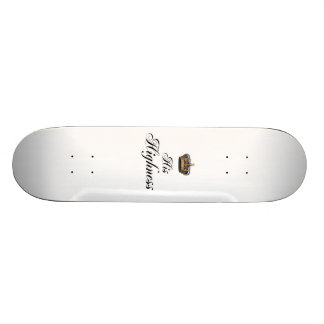 His Highness (part of his and hers set) Skateboard