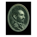 His Imperial Highness Emperor Haile Selassie I Postcard