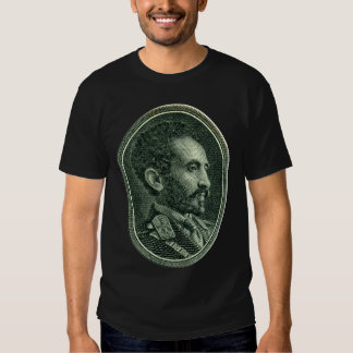 His Imperial Highness Emperor Haile Selassie I Tee Shirt