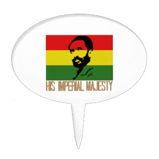 His Imperial Majesty Cake Toppers