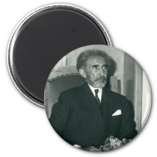 His Imperial Majesty Emperor Haile Selassie I Magnet