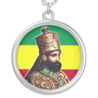 His Imperial Majesty Emperor Haile Selassie I Necklaces