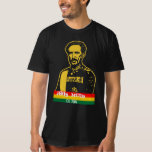 His Imperial Majesty Haile Selassie T-shirts
