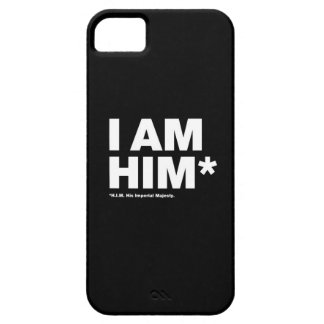 His Imperial Majesty iPhone SE/5/5s Case