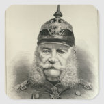 His Imperial Majesty William I Square Sticker
