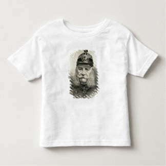 His Imperial Majesty William I Toddler T-shirt