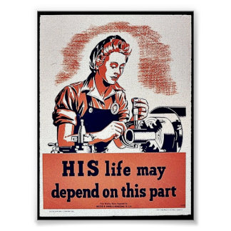 His Life May Depend On This Part Poster
