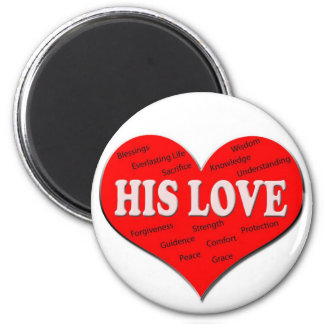 His Love Magnet