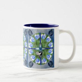 His Love Two-Tone Coffee Mug