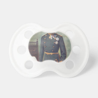 His Majesty The King Of Denmark Baby Pacifier