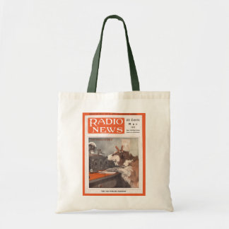 His Master s Voice Tote Bag
