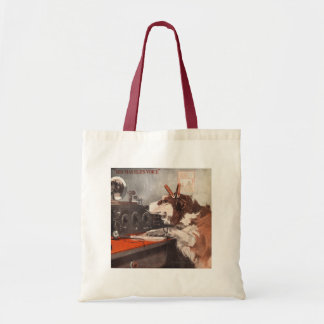 His Master s Voice Bags