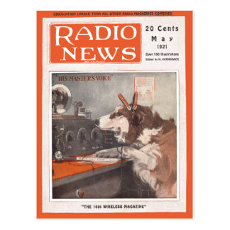 His Master s Voice Post Cards