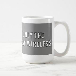 His Master's 802.11n Coffee Mug