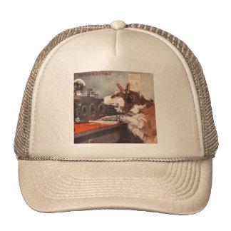 His Master's Voice Trucker Hat