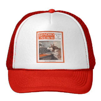 His Master's Voice Trucker Hats