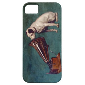 His Master's Voice iPhone 5 Covers